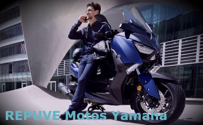 consulta repuve motos yamaha